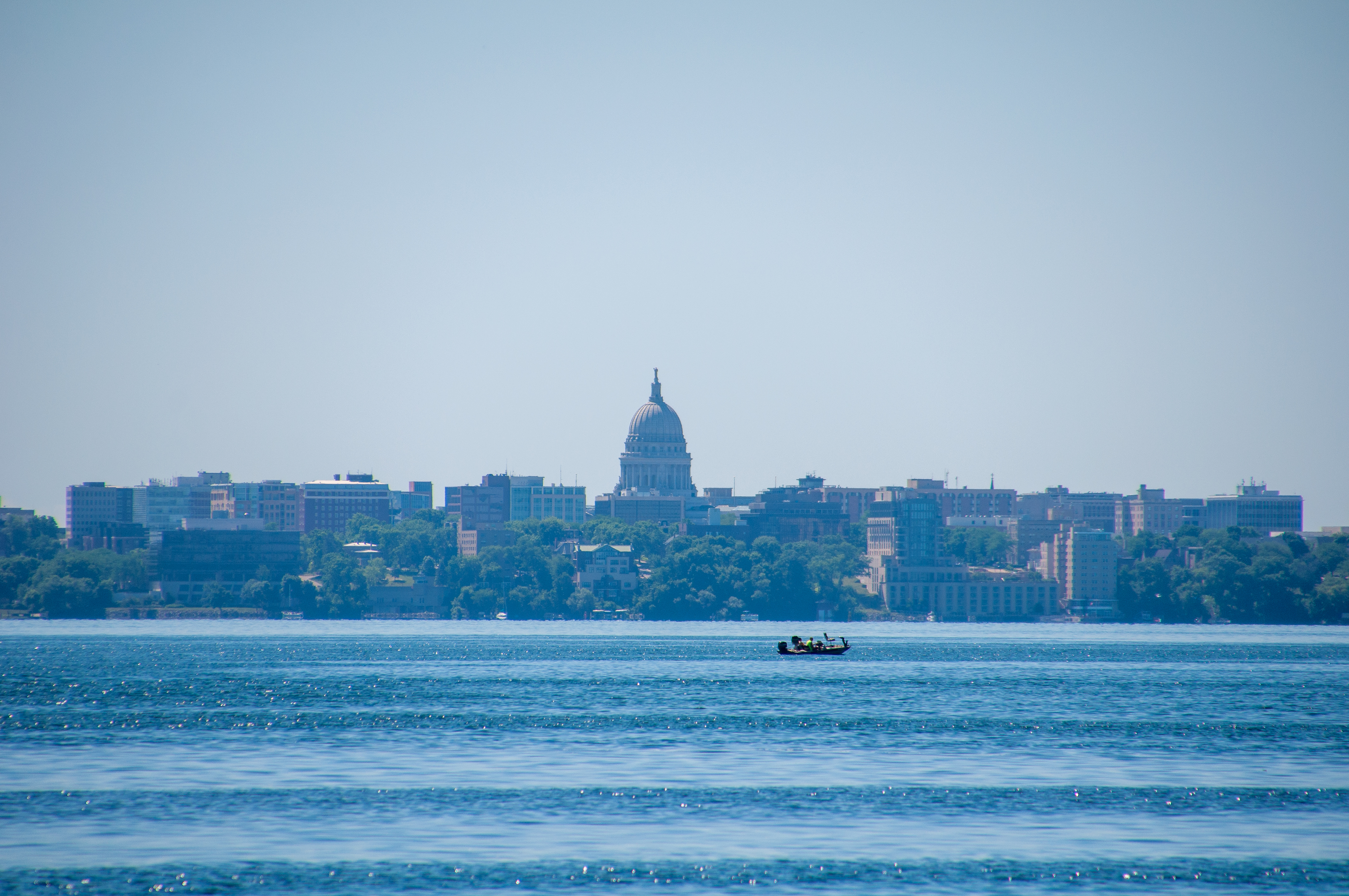 Views of Wisconsin's State Capitol